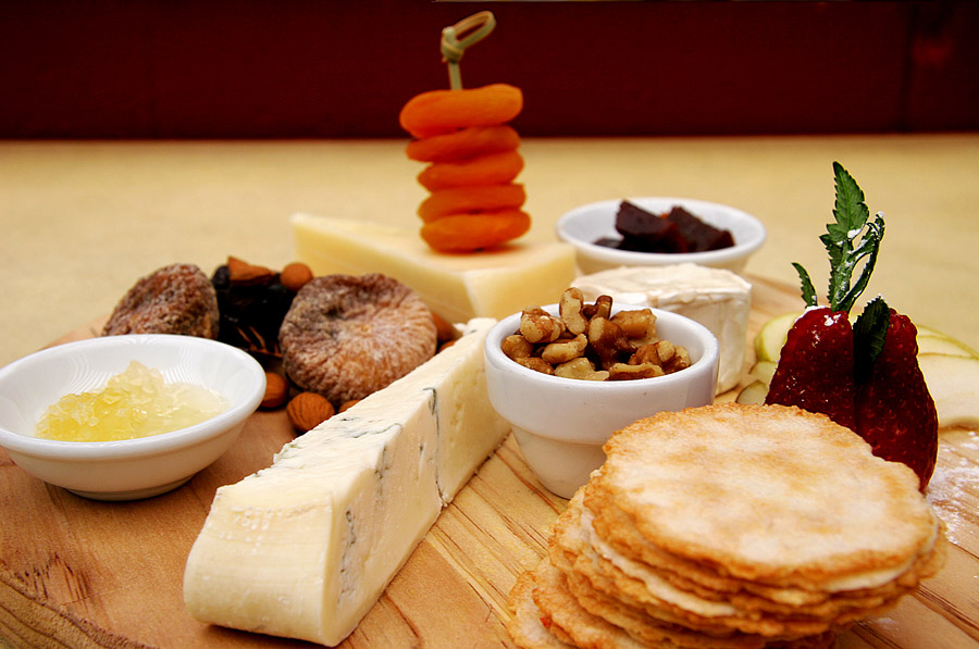 Artisan Cheese Board